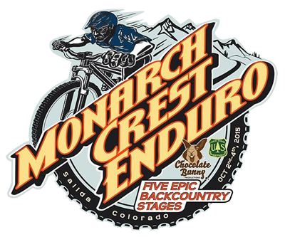 Monarch Crest Enduro Logo